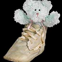 """Boyds Bears """"Duffy..Big Steps"""" Bear Foot Friends- #641012- NIB- Retired - $19.99"""