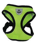 Green Dog Vest for Small Dogs Size Large, Pet Breathable Mesh Dog Vest H... - $7.87