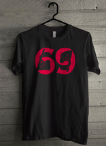 Sixty Nine Men's T-Shirt - Custom (1986) - $19.12+