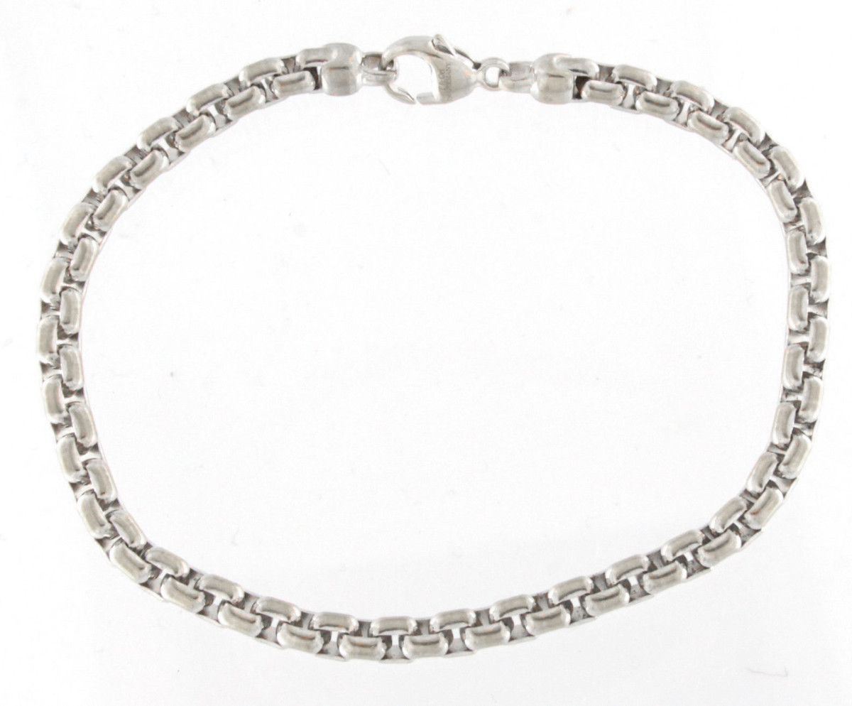 Tiffany & co Unisex 18kt White Gold Bracelet