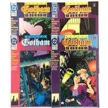 Batman Gotham Nights 1-4 Complete Series 1992 DC VF  - $14.80