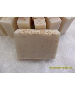 Goats Milk  & Oats Soap  8 - 4 Oz Bars  Great Moisturizer & Sulfate Free - $28.66