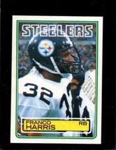 1983 Topps #362 Franco Harris Nm Centered Hof *A27484 - $4.95