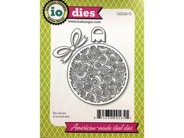 Impression Obsession Ornament Die Set #DIE026-O