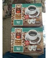 2x Aspen Ridge Coffee Donut Shop MEDIUM Roast Extra Bold 40 K-Cups ea. P... - $47.03
