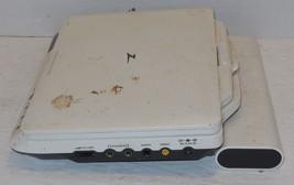 "Zenith DVP615 Portable DVD Player (7"") Parts Or repair - $32.73"