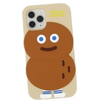 Brunch Brother Peanut Apple iPhone 11 Pro Silicone Protective Case Cover Skin