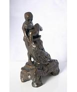 La Valse The Waltz Nude Couple Dance Statue Scu... - $64.60