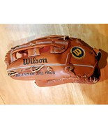 Wilson Extra A2916 Snap Action Baseball Glove Left Hand Throwing Glove - $39.55