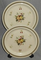1975  Set (2) Royal Doulton CORNWALL PATTERN Salad Plates MADE IN ENGLAND - $22.76