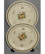 1975  Set (2) Royal Doulton CORNWALL PATTERN Salad Plates MADE IN ENGLAND - $22.76