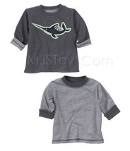 NWT Gymboree Reversible embroidered appliqué Marlin Tee - $16.99