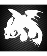 car00415| Decal  How To Train Your Dragon (ver. 2) - $3.25+