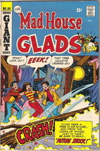 Mad House Glads Comic Book #86, Archie 1972 VERY FINE- - $9.74
