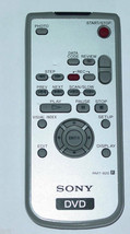 SONY RMT 820 R REMOTE CONTROL DVD video player DCR DVD100 DVD200 DVD300 ... - $20.02