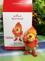 Hallmark Keepsake The Year Without A Santa Claus Heat Miser NEW 2015 - $89.75