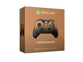 One Xbox wireless controller (copper shadow) - $23.42
