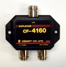 Comet CF-4160J 1.3-170Mhz 350-540Mhz Duplexer - $65.82
