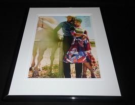 Ruth Negga & Joel Edgerton 2016 Framed 11x14 Photo Display C - $32.36