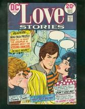 LOVE STORIES #151 1973-DUMB DOLL-SWIMSUIT PANELS-DC-20  FN - $32.79