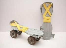 Vintage JC Higgins Steel Roller-skates - $19.59