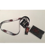 Funko Five Nights at Freddy's Foxy Lanyard ID Holder Freddy Charm NWT - $9.40