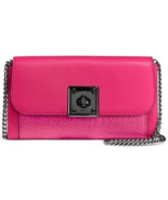 COACH Drifter Glovetanned Leather Wallet Crossbody Clutch MSRP: $295.00 - $89.09
