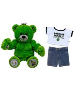 Build a Bear Incredible Hulk Teddy Tee Denim Je... - $139.95