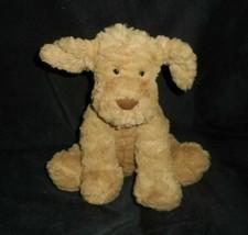 Jellycat Fuddlewuddle Bambino Marrone Cucciolo di Cane Peluche Morbido Lovey - $26.30