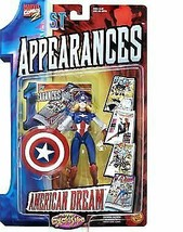 Marvel Comics: 1st Appearances > American Dream action figure - $11.23