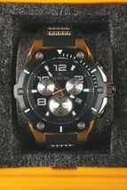 Invicta Men's Speedway 22235 Black & Stainless Steel Chronograph Watch NWOT image 3