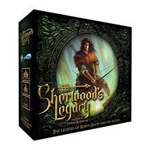 Jasco Sherwoods Legacy Board Game - $32.20