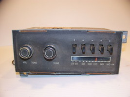1975 Dodge Truck Power Wagon Am Radio Oem #350123 Ramcharger Trailduster 76 77 - $44.99