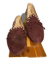 Kate Spade Women's Shoes 8m Flats Maroon - $29.47