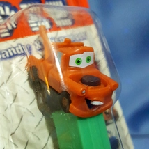 """Cars """"Mater"""" Candy Dispenser by PEZ - $8.00"""