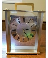 Vintage Seiko Large Quartz Carriage Clock - $64.35