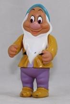 Vintage Disney's Dwarf Bashful Action Figure Snow White Character Seven ... - $5.99