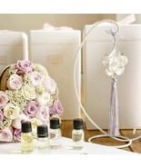 Best Mother's Day Gift for Her. Chando Porcelain Oil Diffuser. White Cam... - $60.00