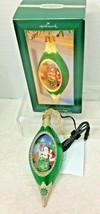 2005 Illuminations Santa's Christmas Magic Hallmark  Tree Ornament MIB ... - $24.26