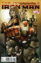 Invincible Iron Man #500.1 FN; Marvel | save on shipping - details inside - $1.25