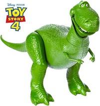Mattel GGX35 - Toy Story 4 Rex, 17 cm Spielzeug Action Figur ab 3 Jahren - $18.50