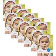 """Mainstays 5"""" x 7"""" Clear Bent L Frame, Set of 12 - $19.79"""