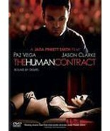 THE HUMAN CONTRACT DVD - $1.90