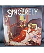 Sincerely McGuire Sisters Ella Fitzgerald Ink Spots MCA Lakeshore Vinyl ... - $20.00