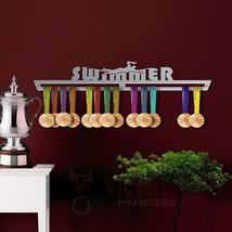 Swimmer Medal Hanger Display V2 - $45.69
