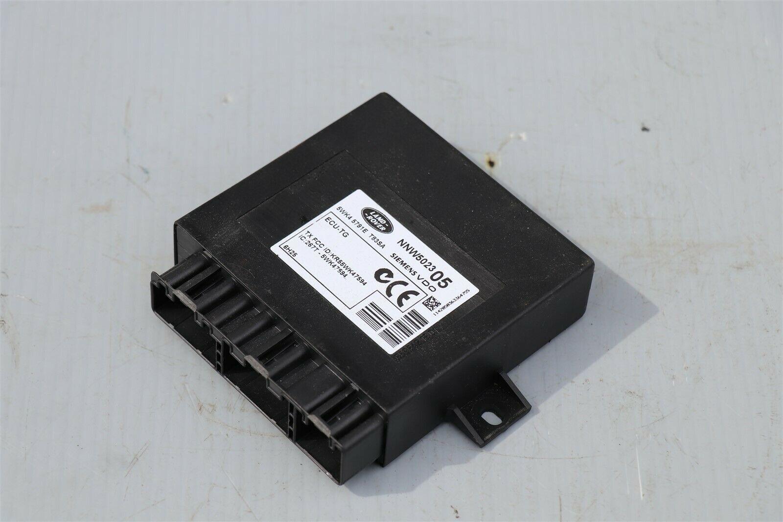 2007 Range Rover L322 Pressure Monitor Control Module Unit NNW5023-05