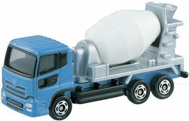 *Tomica No053 Nissan Diesel Quon mixer truck box - $7.05