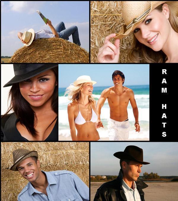 Bullhide Thunderbird Wool Felt Cowboy Hat - Black