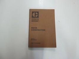 Raupe 824B Compactor 43N1 zu 43N493 Parts Handbuch Factory X - $69.29