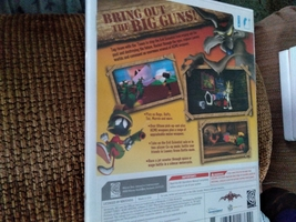 Nintendo Wii  Looney Tunes: Acme Arsenal image 2